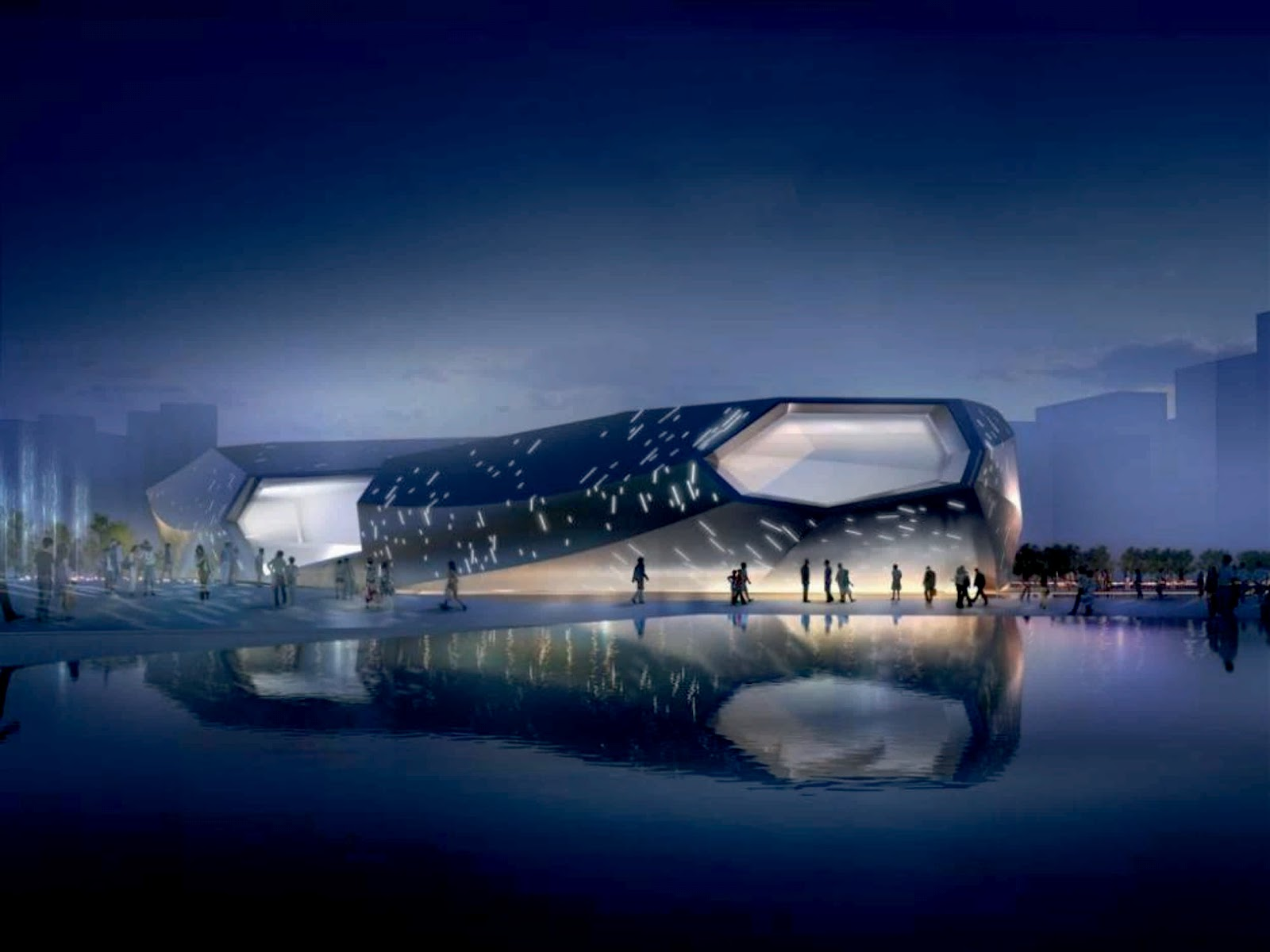 HIGHTECH SCIENCE AND TECHNOLOGY CULTURE CENTER BY RTAOFFICE