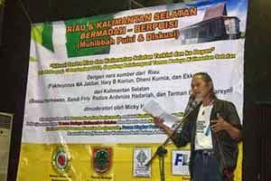 Baca Puisi Pertemuan Riau - Kalsel
