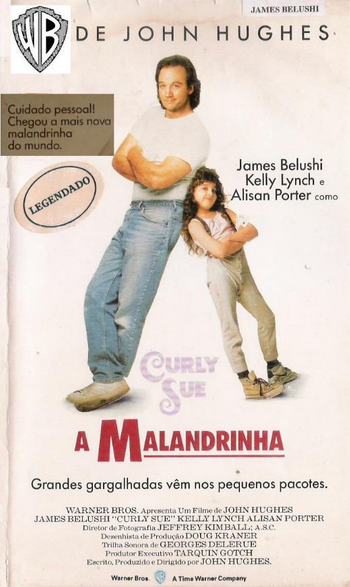 A Malandrinha – Dublado