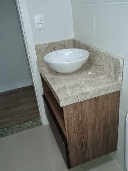 A espera do meu primeiro apê BanheirosCuba e Mármore -> Cuba Para Banheiro De Embutir