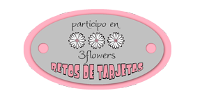 3flowers retos de tarjetas