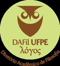 DIRETÓRIO ACADÊMICO DE FILOSOFIA UFPE
