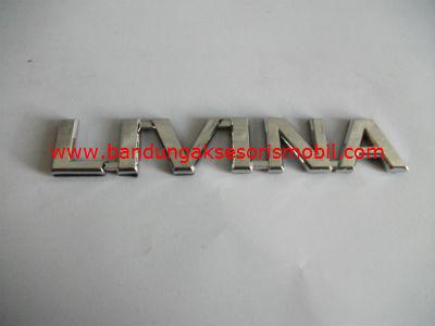 Emblem Tulisan Livina