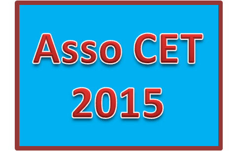 Asso CET-2015 Entrance Exam