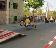 Es carretó Àngelinox KR1  a sa cursa de Sta. Eugénia 04