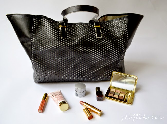 Estee Lauder Tote & Beauty Gift + Giveaway - Baby Shopaholic