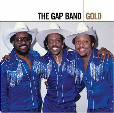 The Gap Band - Party Train