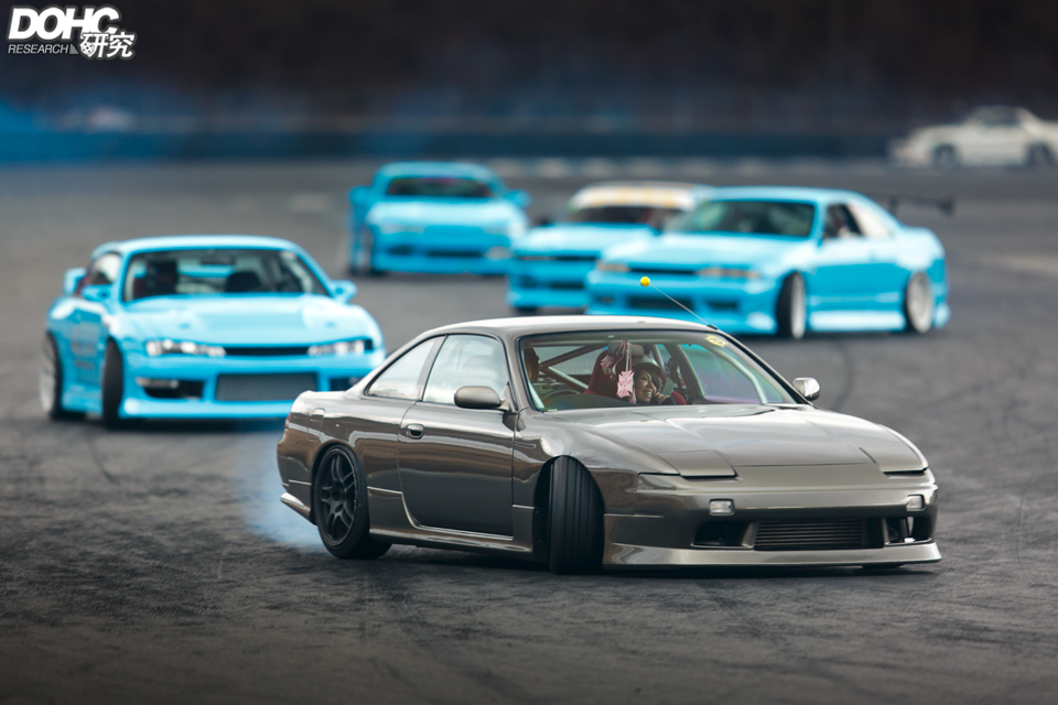 Nissan Silvia S14, 180SX, najlepsze driftowozy, SR20DET, napęd na tył, kultowe auta, ciekawe sportowe samochody, rynek JDM, bilder, fotografie, fotky