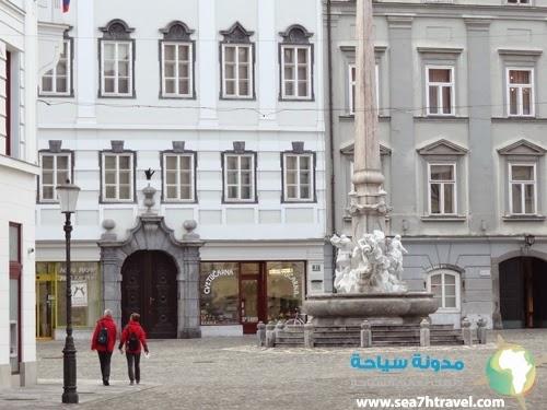 ليوبليانا المدينة الأوروبية الساحرة