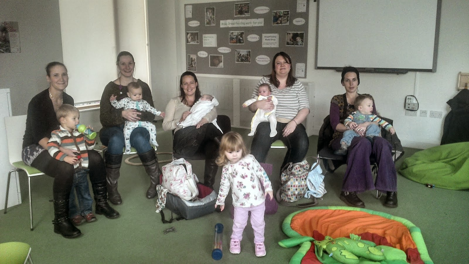 Breastfeeding Mums Group