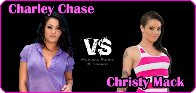 Charley Chase vs Christy Mack