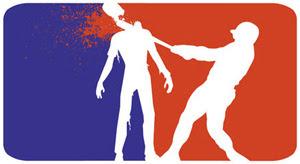 Baseball Vs Zombie
