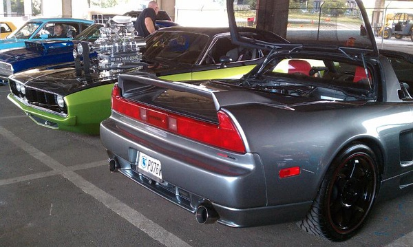 sport car that use in the flim fast furious 5 nissan