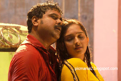 south indian mallu actress sanusha hot and wet cleavage and navel showing image gallery
