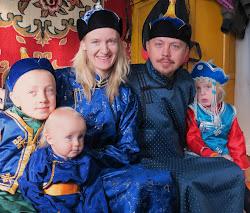 Familien Sørhus