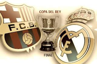 Historia Real Madrid Vs Barcelona En Finales De La Copa Del Rey