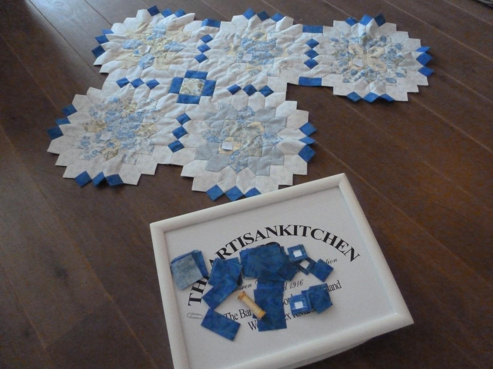 Saskia 39 s quiltkamer even wat anders - Quilts gele ...