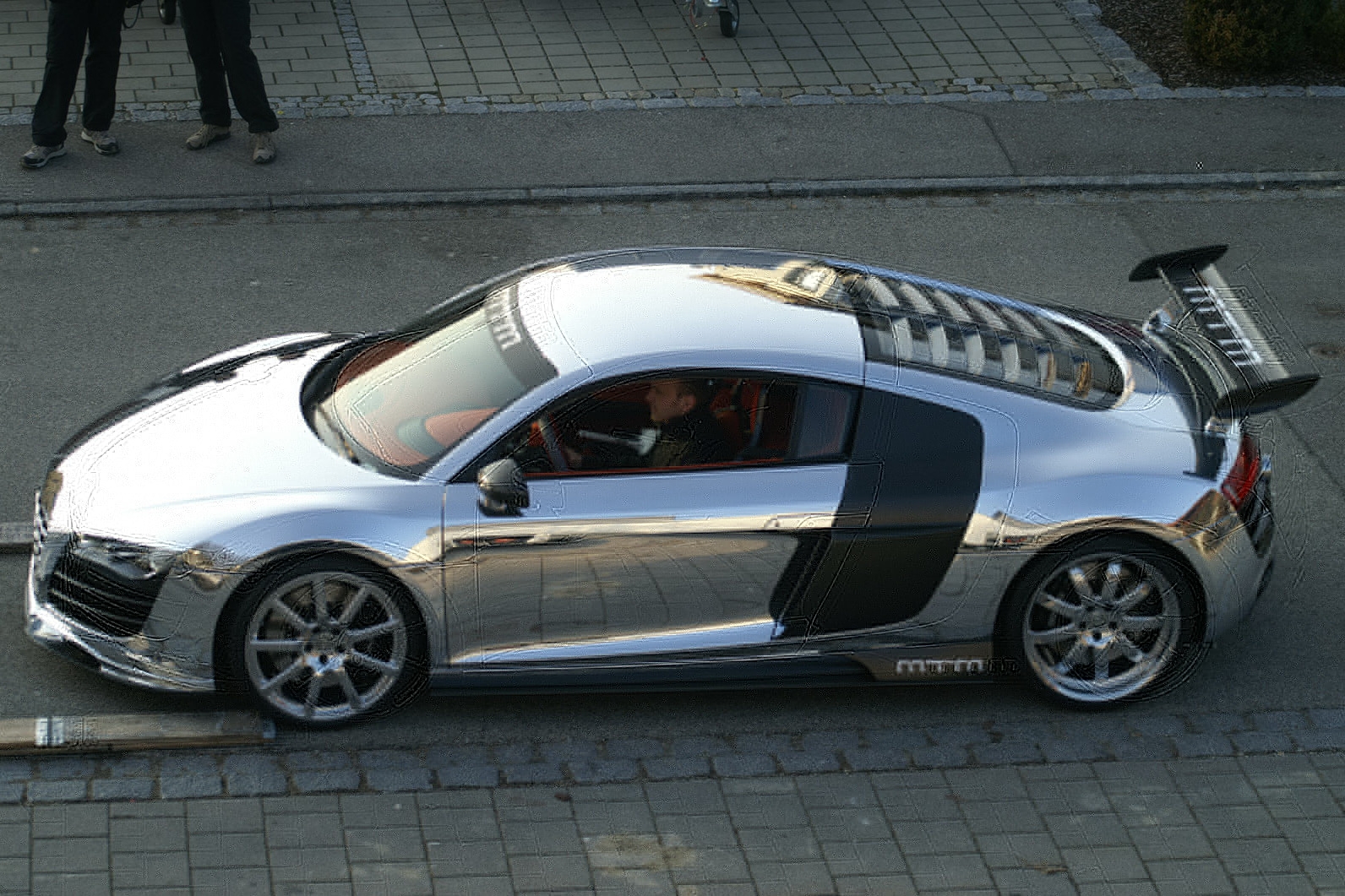 Cool Modified Audi R Cars SUPER CARS BIKES - Audi car 8 seater