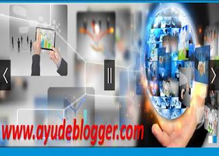 Plantillas Landing page para blogger
