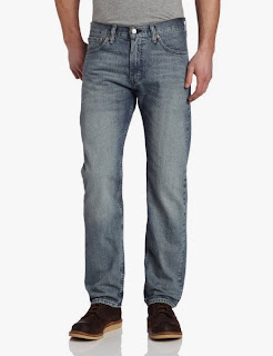 Straight Cut jeans for men