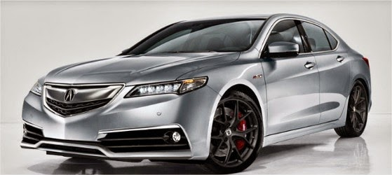 2016 Acura Tlx Hybrid