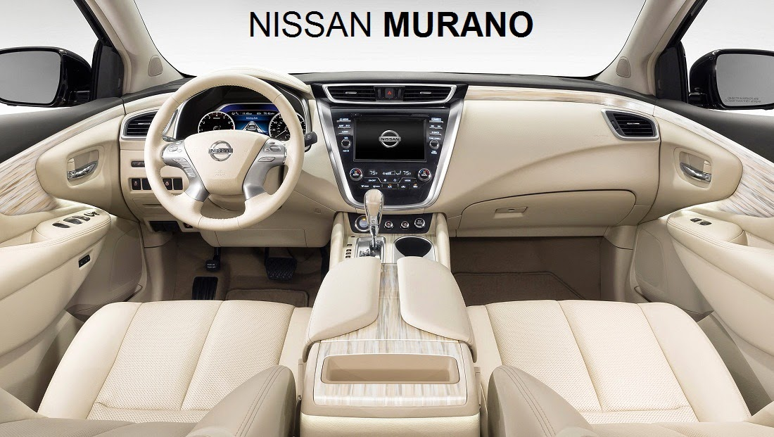 all new 2015 nissan murano interior photos car reviews. Black Bedroom Furniture Sets. Home Design Ideas