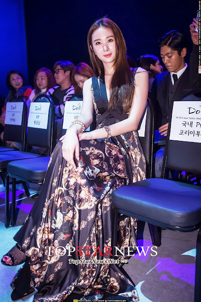 Euaerin Seoul Fashion Week 2014