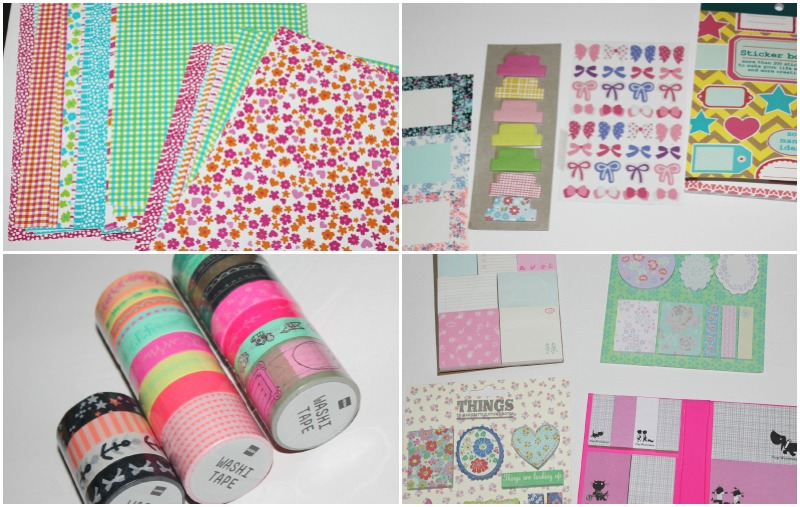HEMA Filofax Haul ,Hema,Filofax,filofaxing,washi,tape,sticky,notes,puncher,sticker,etiketten,diy