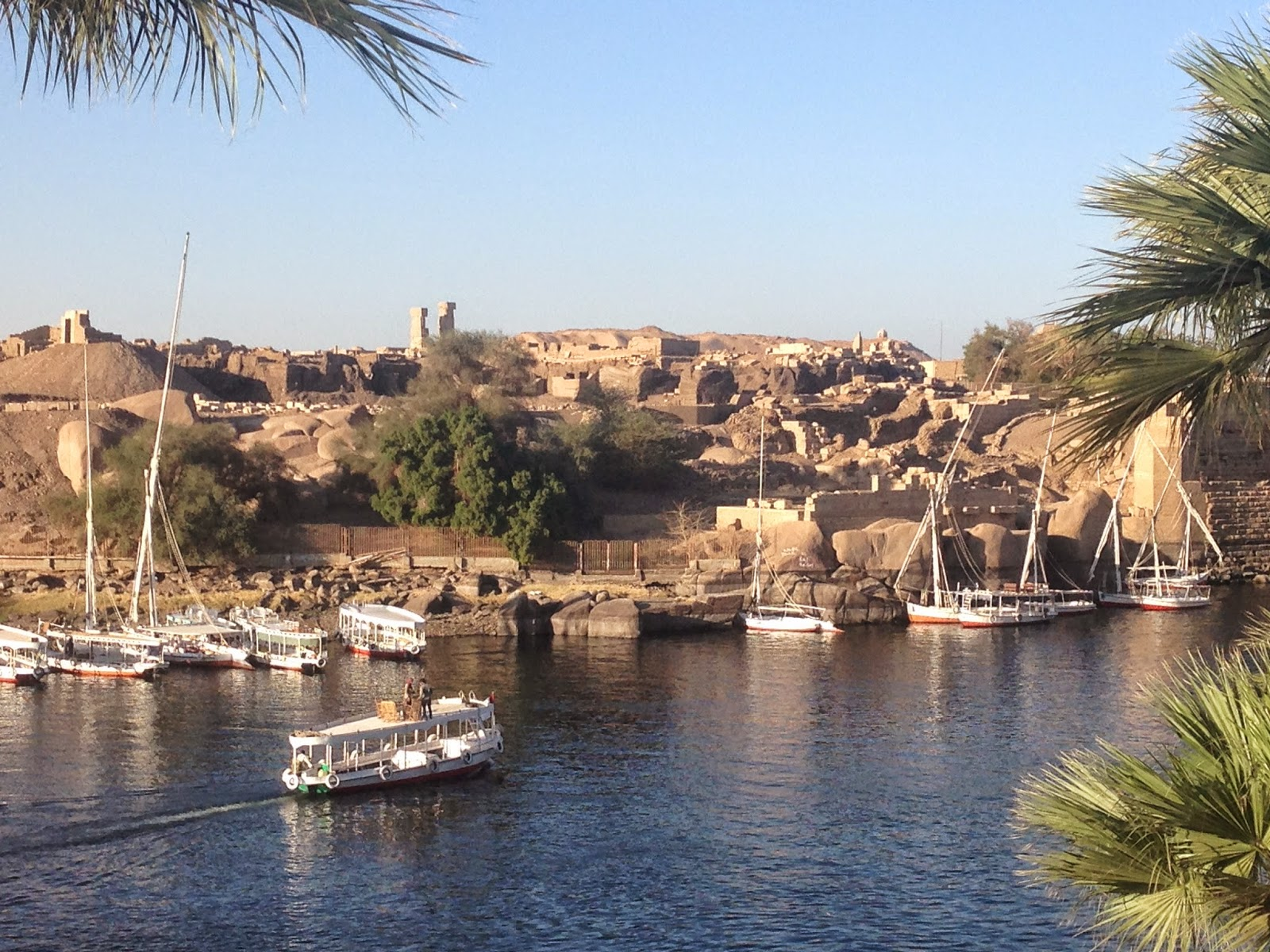 Old Cataract Hotel Aswan