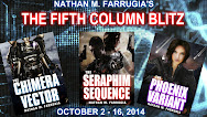 Nathan Farrugia's THE FIFTH COLUMN Blitz