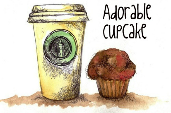 Adorable Cupcake