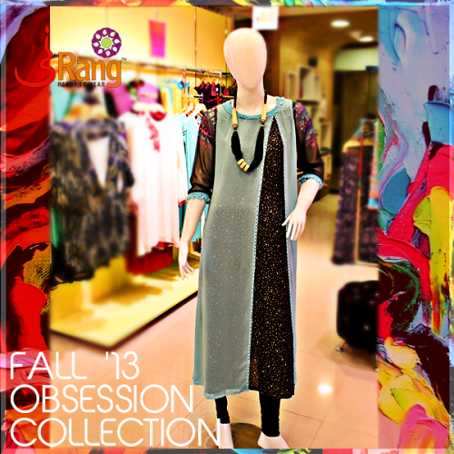 Ni Rang New Winter Dresses Collection 2013-2014 For Girls And Women Fashion