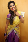 Priyanka half saree photos-thumbnail-9