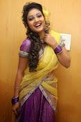 Priyanka half saree photos-thumbnail-9