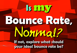 Is my Bounce Rate Normal or does it change with the type of my website?