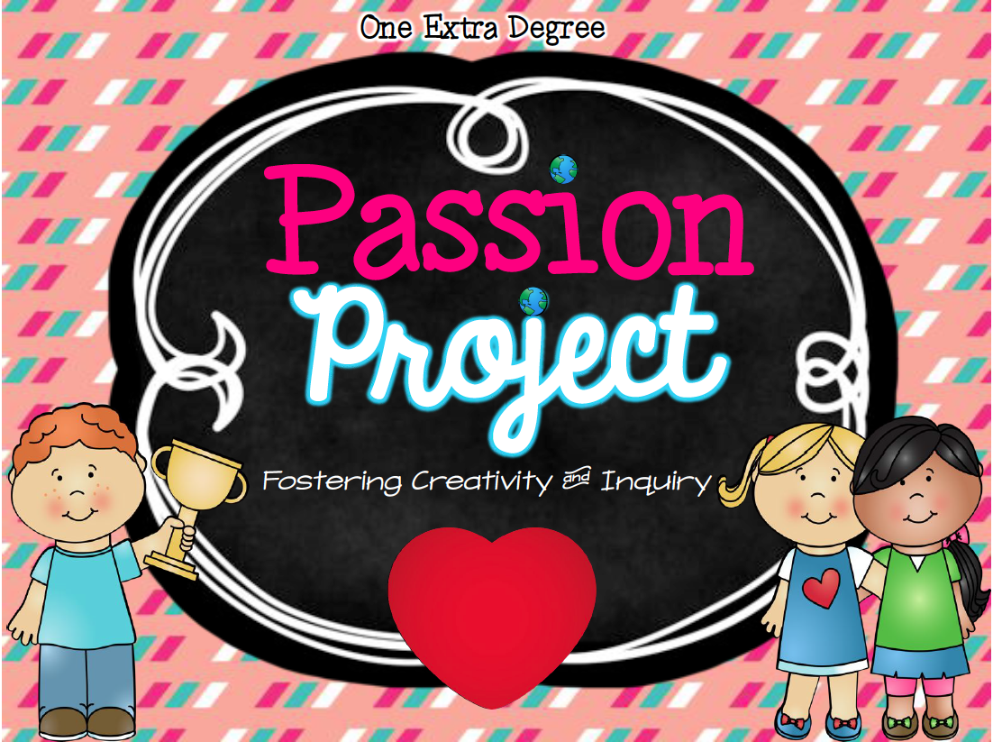 how to develop a passion project