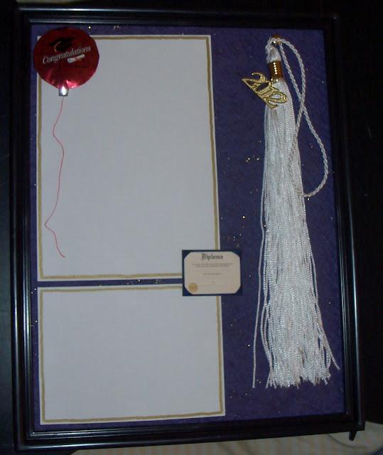 Amber's Craft a Week Blog: Graduation - 76.2KB