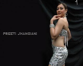 Preeti Jhangiani Wallpapers 2014