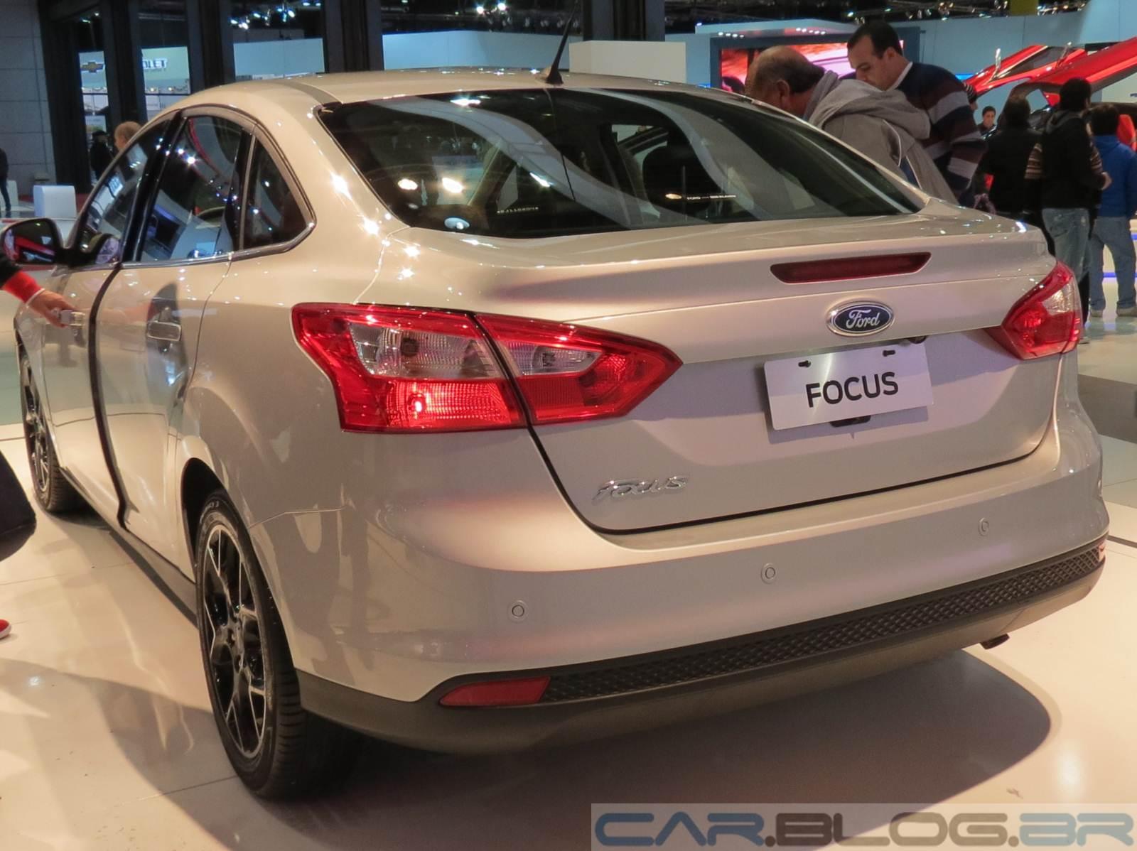 Ford Focus 2014: lançamento no Brasil vai atrasar | CAR