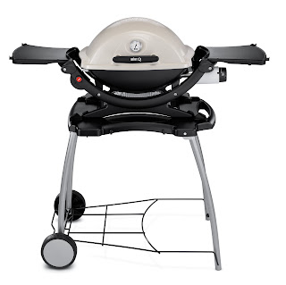weber q portable cart instructions