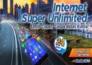 Paket Internet Android Unlimited Dari XL