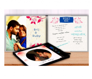 Buy Photojaanic Wedding Guest Book Art Heavy Paper Rs. 191, Non-Tearable Paper Rs. 239
