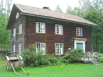 Radonsperre gammelt hus
