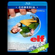 Elf, el duende (2003) BRRip 720p Audio Dual Latino-Ingles