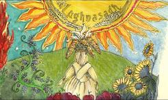 Lughnasadh-August 1st