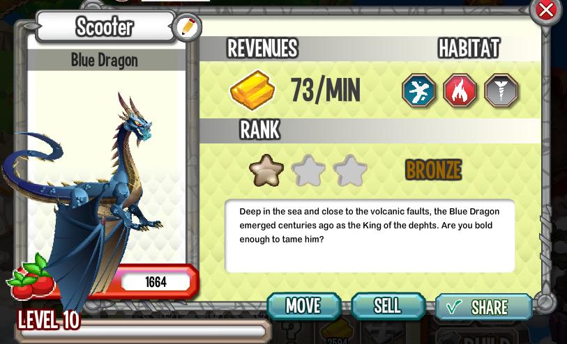 baca dulu artikelnya cara mendapatkan blue dragon 1 blue dragon