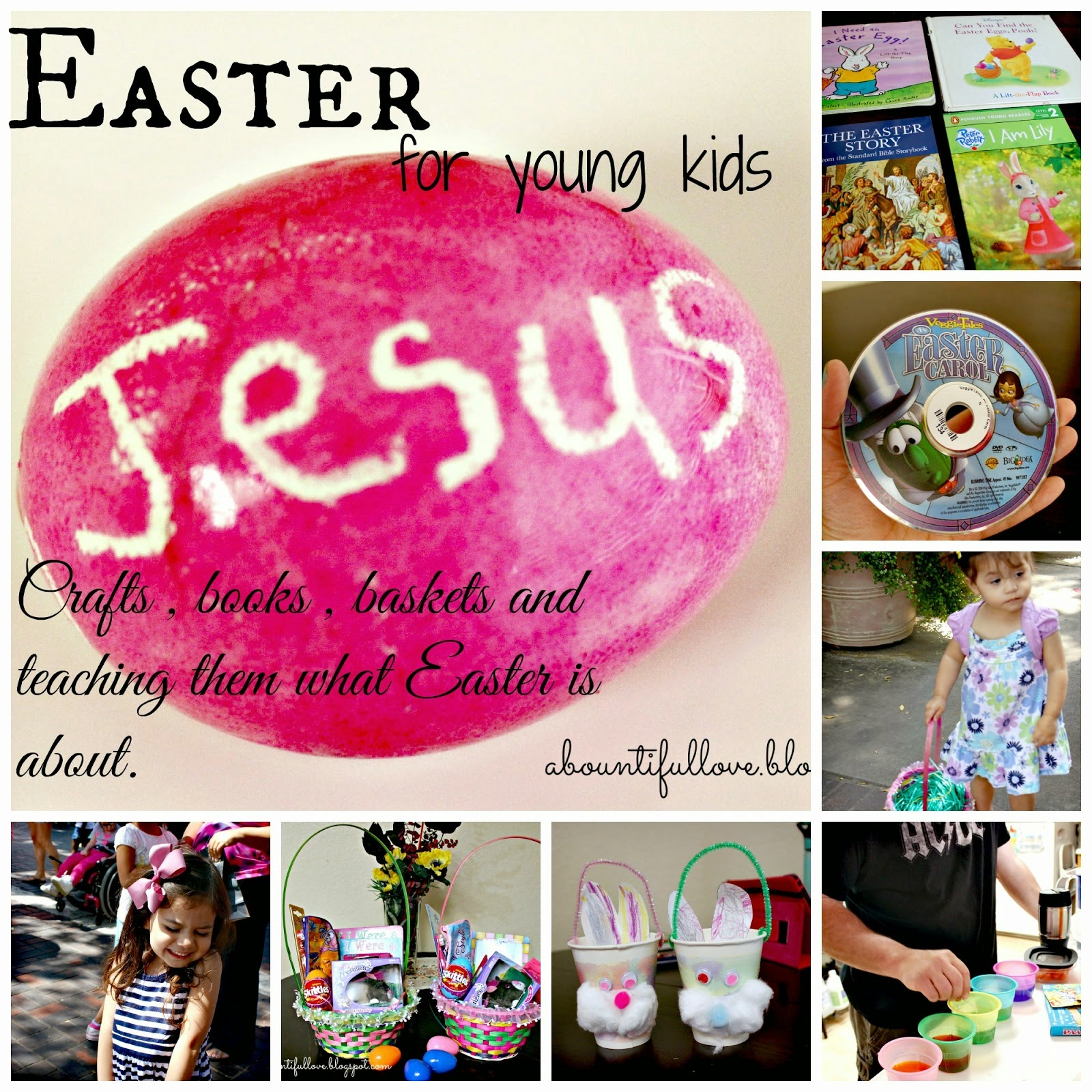 Easter Fun for  Young Kids