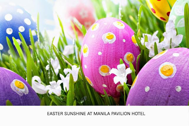 Easter Sunshine at Manila Pavilion Hotel