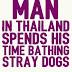 Πως περνά την ημέρα του ένας Ταυλανδός;