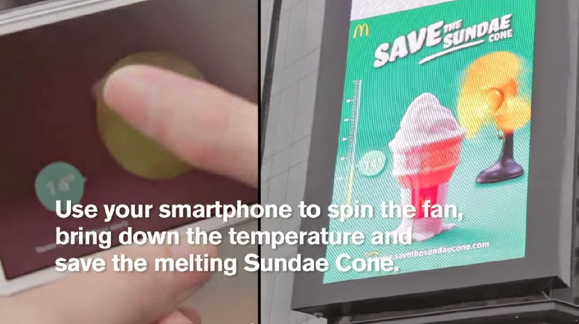 McDonald's: Save the Sundae Cone